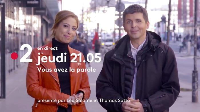 Vous Avez La Parole Du 9 Janvier 2020 Ce Soir En Direct Un Special Greve Avec Lea Salame Et Thomas Sotto Video Stars Actu