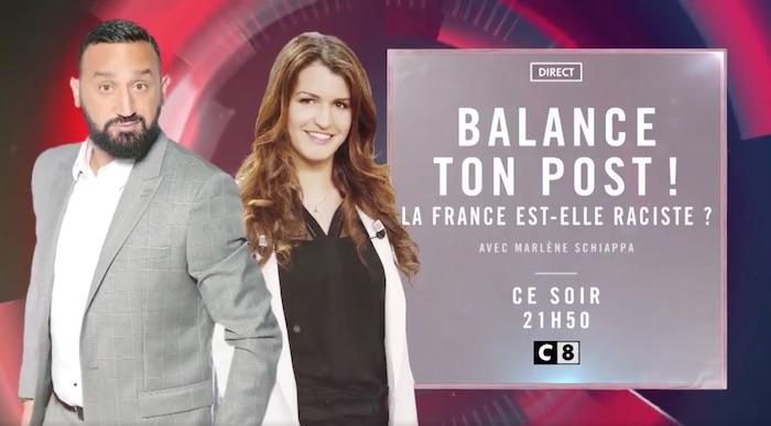 Audience « Balance ton post » du 6 février 2020