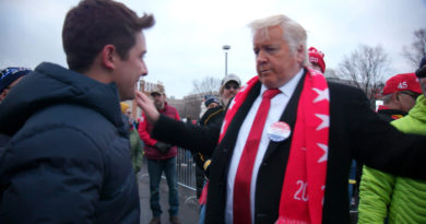 Martin Weill chez les Trumpistes : le mardi 10 mars 2020 sur TMC