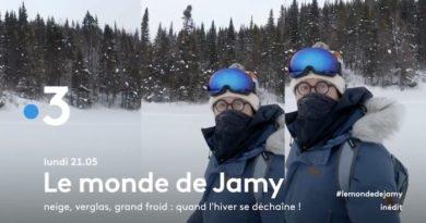 « Le Monde de Jamy » du 24 février 2020 : au sommaire ce soir… (vidéo)