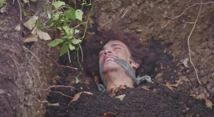 Plus belle la vie en avance : Millard enterre Baptiste vivant ! (vidéo PBLV épisode n°4002)