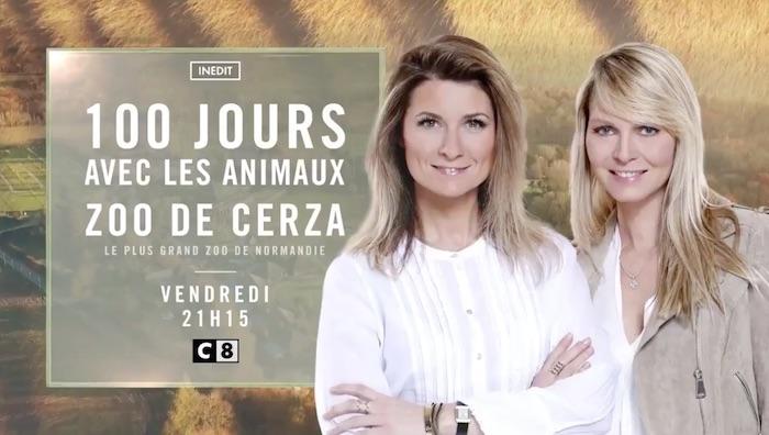 100 jours avec les animaux de Cerza