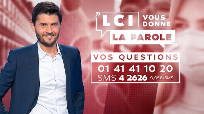 Christophe Beaugrand en quotidienne sur LCI dès le lundi 30 mars