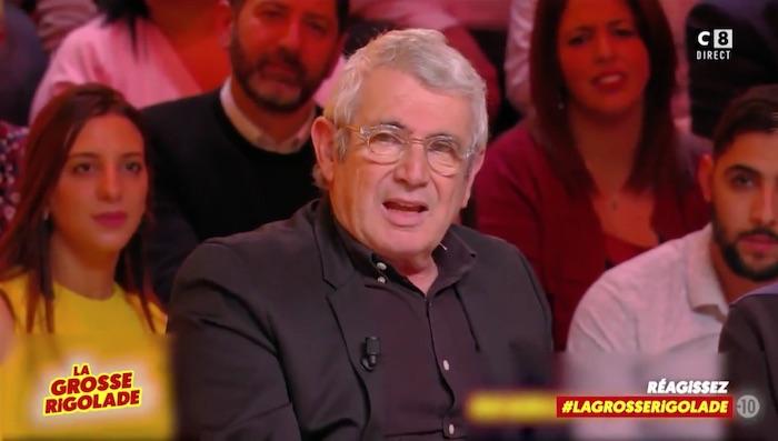 """Michel Boujenah dans """"La Grosse Rigolade"""" sur C8"""