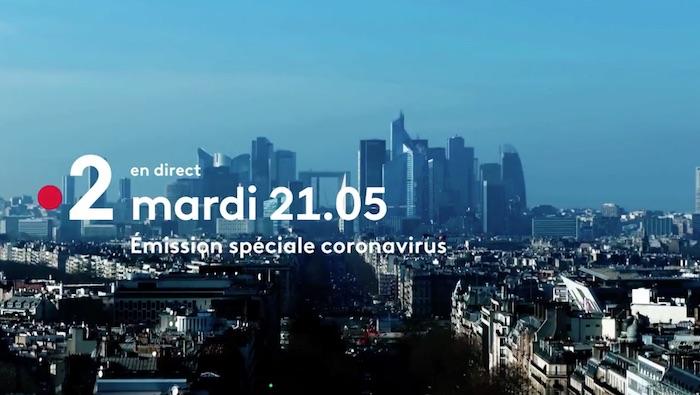 « Emission Spéciale Coronavirus »