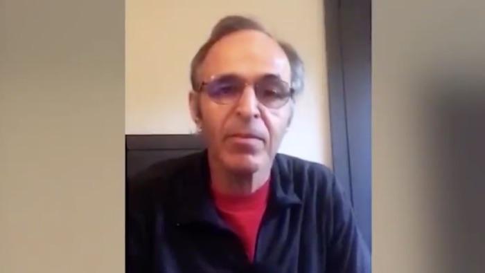Jean-Jacques Goldman adresse en chanson son soutien au personnel soignant — Coronavirus