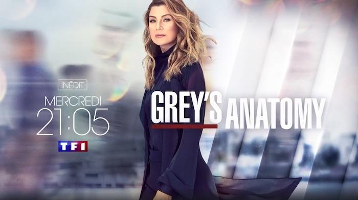 « Grey's Anatomy » du 25 mars