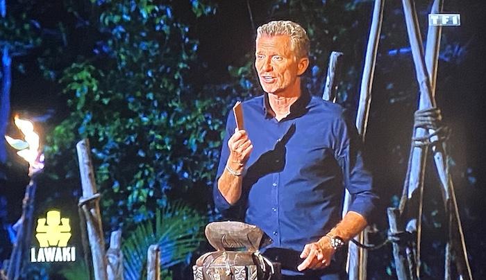 Koh-Lanta : Denis Brogniart en live chaque soir avec un aventurier emblématique !