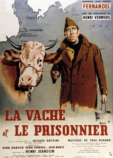 « La Vache et le prisonnier »