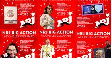 NRJ BIG ACTION : coronavirus, toutes les générations d'artistes mobilisés pour les soignants