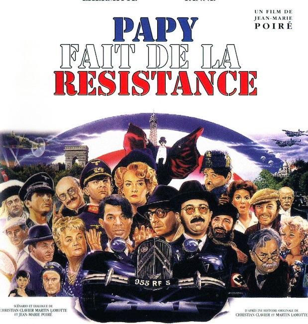« Papy fait de la résistance »