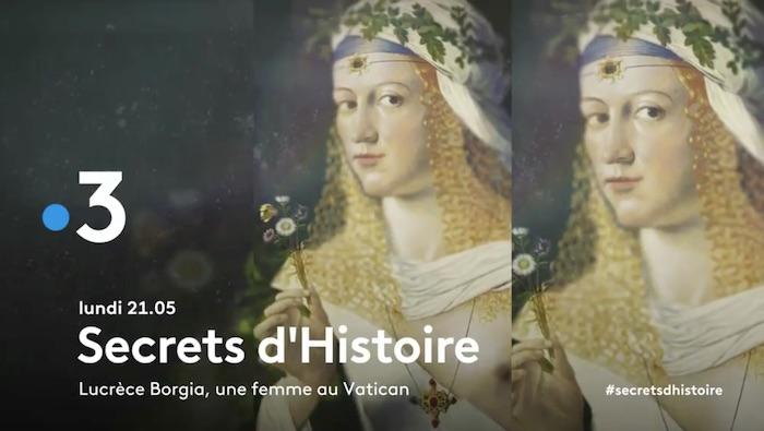 « Secrets d'histoire » du 30 mars 2020