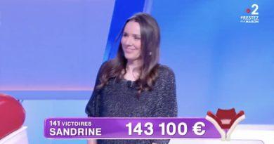 « Tout le monde veut prendre sa place » du 26 mars : une 141e victoire pour Sandrine