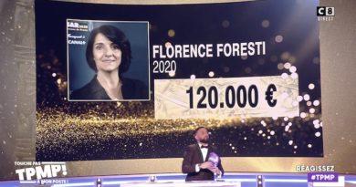 Florent Foresti furieuse aux César, Cyril Hanouna révèle les coulisses et son salaire (VIDEO)