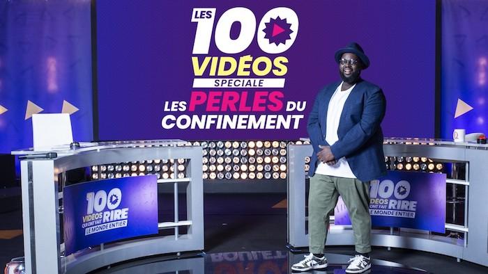 « Les 100 vidéos » de W9