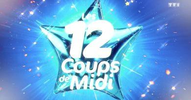 « Les 12 coups de midi » vidéo : pas de nouvel indice sur l'étoile mystérieuse, Éric veut battre Christian !