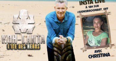 Koh-Lanta : le coup de gueule de Denis Brogniart contre Instagram