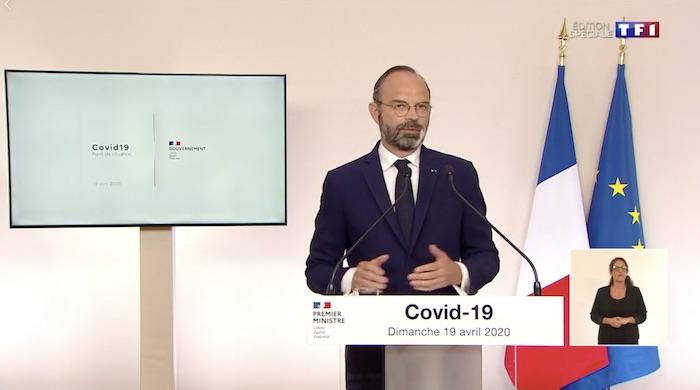 Confinement : voir ou revoir la conférence de presse d'Edouard Philippe (vidéo)