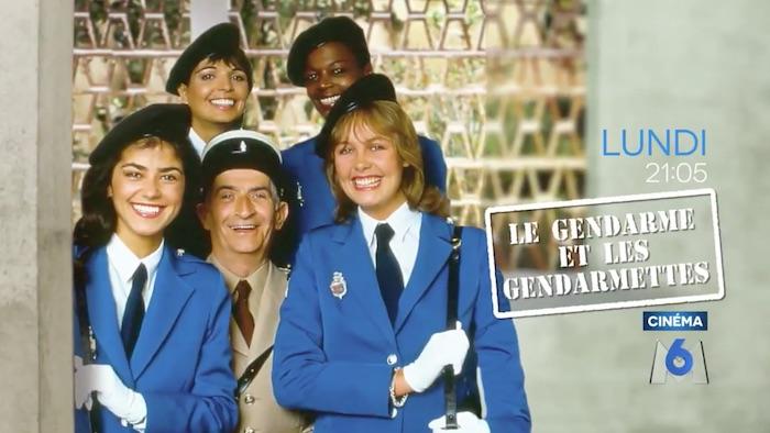 « Le Gendarme et les gendarmettes »