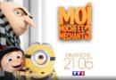 Audiences TV prime 5 avril : « Moi moche et méchant 3 » très largement en tête