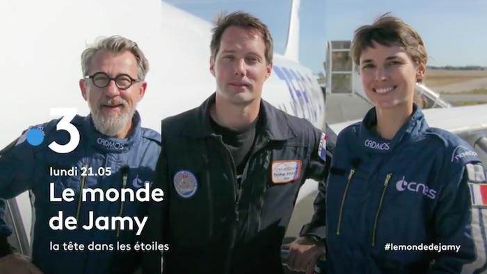 « Le Monde du Jamy » du 20 avril