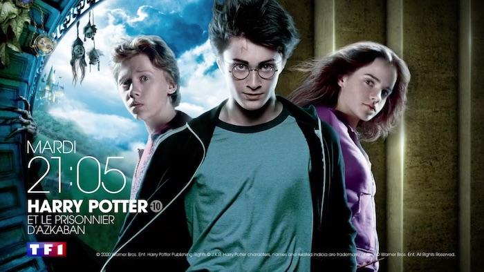 « Harry Potter et le prisonnier d'Azkaban »