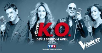 The Voice : TF1 déprogramme la saison dès le 2 mai