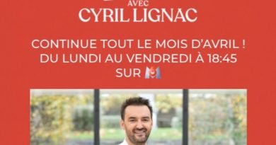 « Tous en cuisine » en direct avec Cyril Lignac : menu et recettes pour la semaine du lundi 8 au vendredi 12 juin 2020 (dernière semaine)