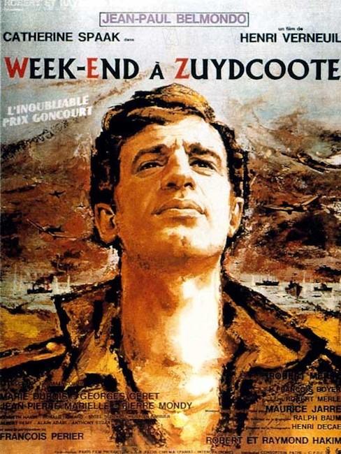 « Week-end à Zuydcoote » avec Jean-Paul Belmondo