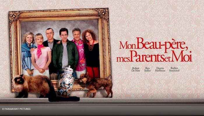 « Mon beau père , mes parents et moi »