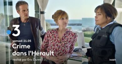 Audiences TV prime 21 juin 2021 : « Crime dans l'Hérault » large leader devant « Camille & images »a