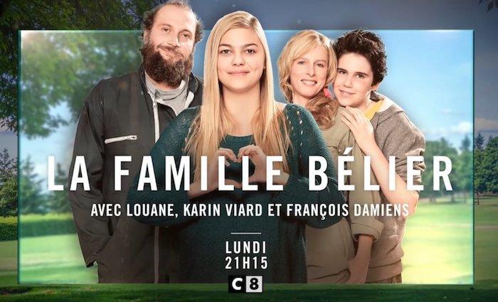 « La famille Bélier » ce soir sur C8