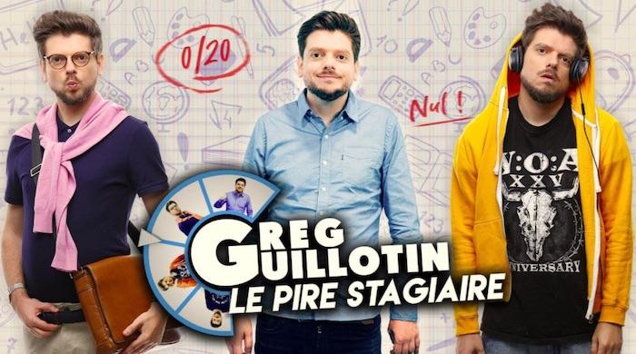 """Ce soir sur C8, """"Greg Guillotin : le pire stagiaire"""" est de retour"""