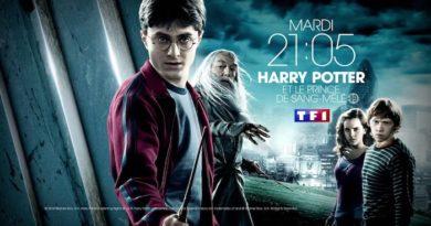 Audiences TV prime 19 mai : « Harry Potter » large leader (TF1) devant « Tandem » (France 3)