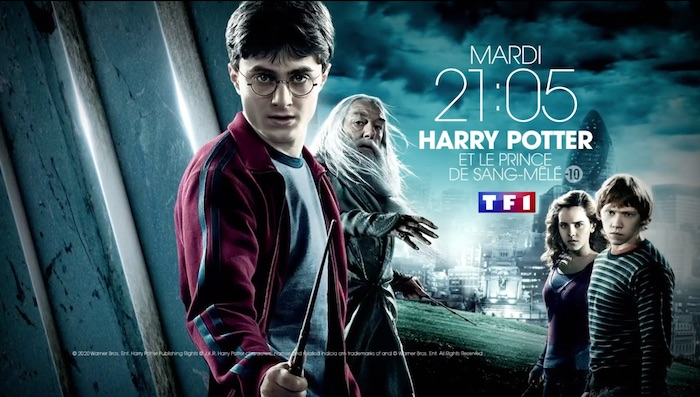 Audiences TV prime 19 mai : « Harry Potter » large leader (TF1) devant « Tandem » (France 3)