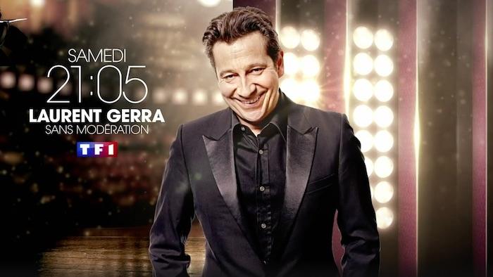 Laurent Gerra : son spectacle « Sans modération » diffusé ce soir sur TF1