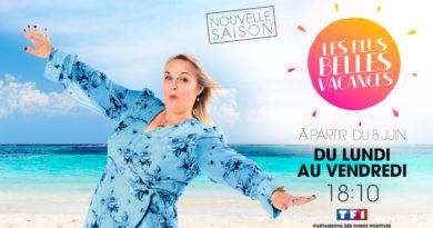 « Les plus belles vacances » saison 3 : Valérie Damidot de retour dès le 8 juin 2020