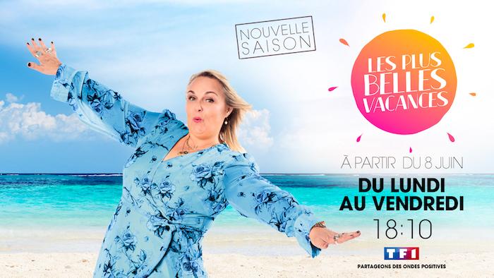 Les plus belle vacances : 1ères images de la saison 3 avec Valérie Damidot (VIDEO)