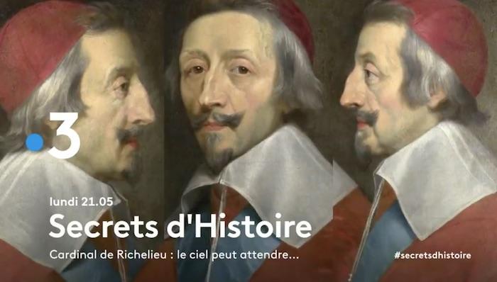 « Secrets d'histoire » du 18 mai 2020