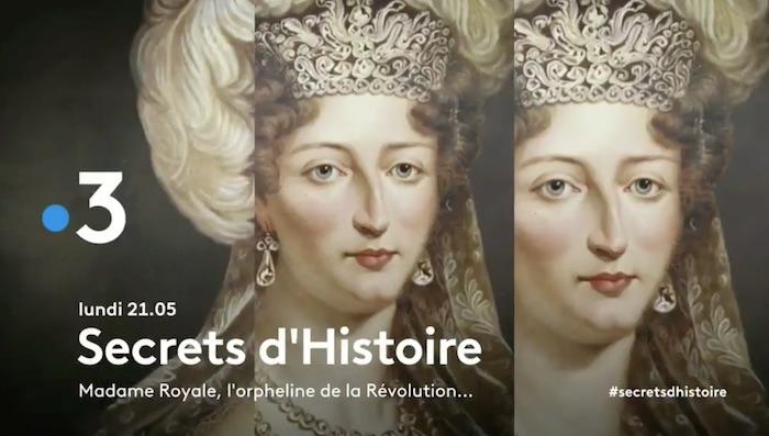 « Secrets d'histoire » du 11 mai 2020