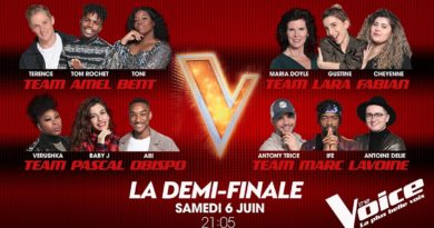 « The Voice » : ce soir, place à la demi-finale en direct (VIDEO)
