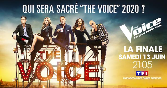 The Voice : la finale aura lieu le samedi 13 juin