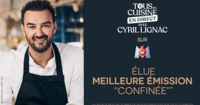 « Tous en cuisine » en direct avec Cyril Lignac : menu et recettes pour la semaine du lundi 1er au vendredi 5 juin 2020