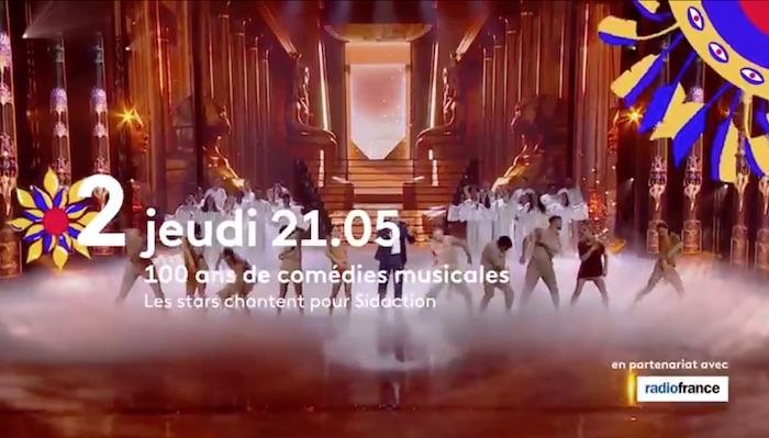 « 100 ans de comédies musicales »