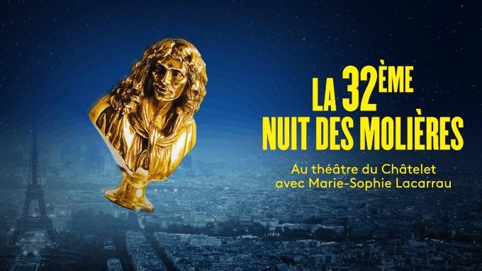 « Cérémonie des Molières 2020 » : le palmarès