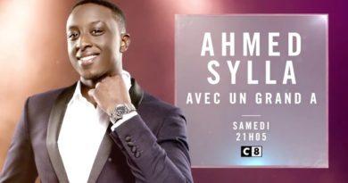 Le spectacle « Ahmed Sylla  avec un grand A » est (re)découvrir ce soir sur C8