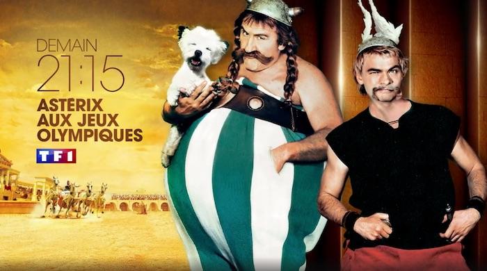 """""""Asterix aux Jeux olympiques"""""""