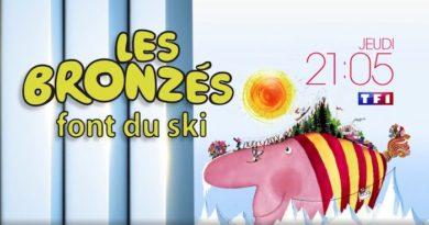 Audiences TV prime jeudi 4 juin 2020 : carton pour « Les Bronzés font du ski »