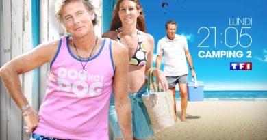 Audiences TV prime 15 juin : « Camping 2 » (TF1) large leader, devant « Major Crimes » (France 2)