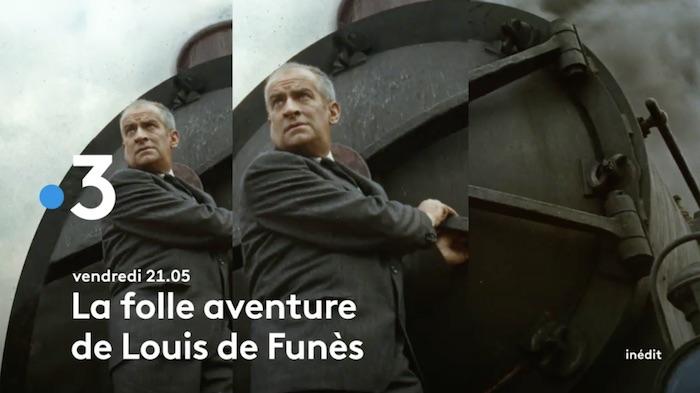 « La folle aventure de Louis de Funès »